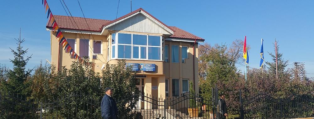 ISediul Primariei Voinesti
